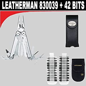 Leatherman 830039 New Wave Multitool With
