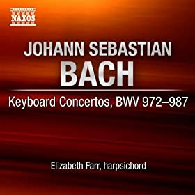 Keyboard Concerto in B Minor, BWV 979 (arr. of Torelli's Violin Concerto): V. Adagio
