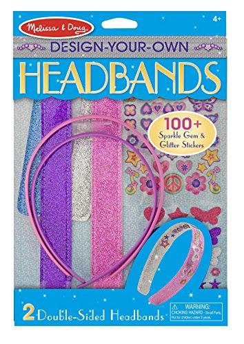 Design-Your-Own Headbands - 5548