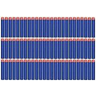 100 Pcs Blue Foam Darts for Nerf N-st…