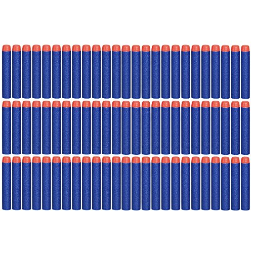 100-pcs-blue-foam-darts-for-elite-series-blasters-toy-gun-refill-pack
