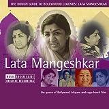 Rough Guide To Bollywood Legends: Lata Mangeshkar