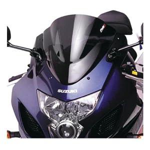 04-07 HONDA CBR1000RR: Puig Racing Windscreen - Dark Smoke (DARK SMOKE)
