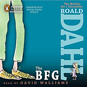 The BFG Audiobook