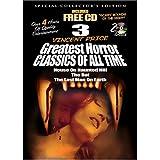 echange, troc 3 Vincent Price Greatest Horror Classics of All [Import USA Zone 1]