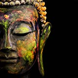 Tallenge Buddha Collection - Buddha - The Enlightened One - A3 Size Poster