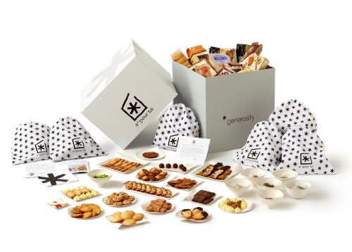 a*pour toi gift basket – generosity* 44 items of extraordinary tastes