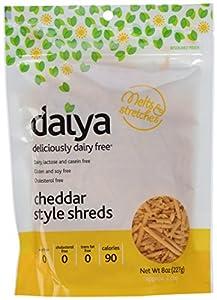 Daiya Cheddar Style Shreds, 8 oz