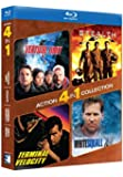 Action 4-in-1 Collection - Vertical Limit / Stealth / Terminal Velocity / White Squall [Blu-ray]