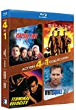 Blu-ray Action 4-pack - STEALTH/VERTICAL LIMIT & TERMINAL VELOCITY/WHITE SQUALL