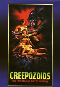 Creepozoids - DVD
