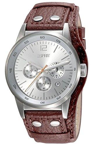 Esprit Herren-Armbanduhr rugged Analog Quarz ES000AV1005