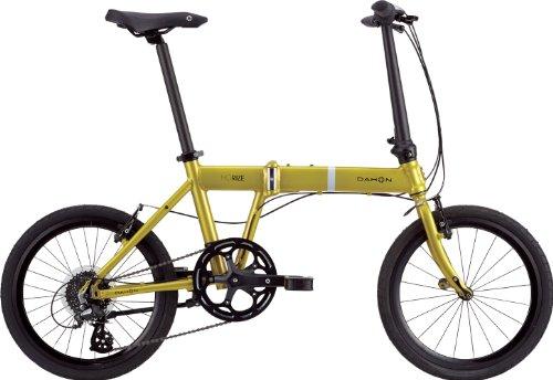 DAHON(ダホン) Horize [折りたたみ自転車 8Speed] 2014年モデル アシッドグリーン FKA083