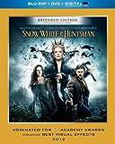 Snow White & the Huntsman (Blu-ray + DVD + Digital with UltraViolet)