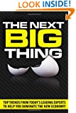 The Next Big Thing: Top Trends from Today's Leading Experts to Help You Dominate the New Economy