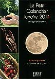 Petit Livre de - Calendrier lunaire 2014