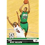 2007-08 (2008) Topps 50th Anniversary Limited Edition # 36 Ray Allen Boston Celtics... by Topps