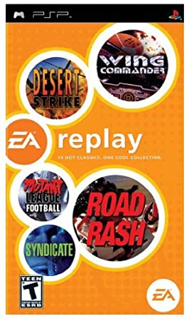 EA Replay - Sony PSP