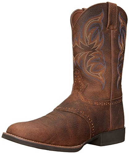 Justin Boots Men's Stampede Collection 11