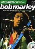 echange, troc Bob Marley - Partition : Marley Bob Play Guitar With + Cd