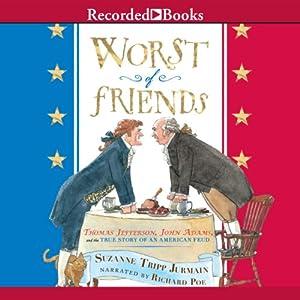 Worst of Friends Audiobook