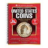 img - for A Guide Book of United States Coins Professional Edition, 5th Edition (Official Red Book: A Guide Book of United States Coins) book / textbook / text book