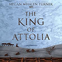 The King of Attolia Audiobook by Megan Whalen Turner Narrated by Steve West
