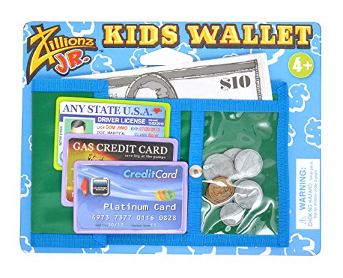 Zillionz Kids Play Wallet - 1