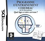 Dr. Kawashima's Brain Training for NDS/Lite - French Version