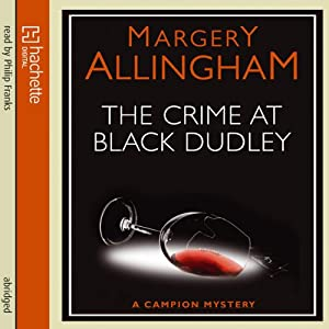The Crime at Black Dudley Hörbuch