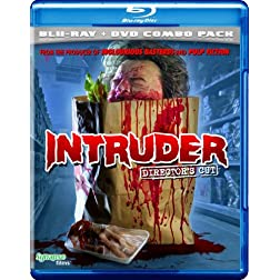 Intruder - Director's Cut (Blu-ray & DVD Combo)