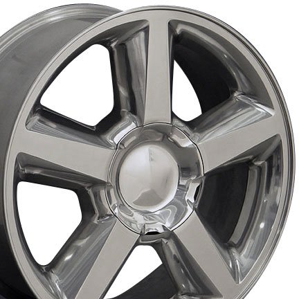 Wheel1x - Tahoe Style Replica Wheels Fits Chevrolet 