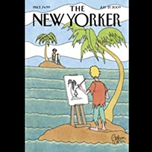 The New Yorker, July 27, 2009 (Calvin Trillin, Malcolm Gladwell, Nicholas Lemann) | [The New Yorker]