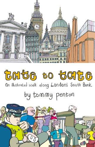 Tate to Tate: A Walk along London's South Bank