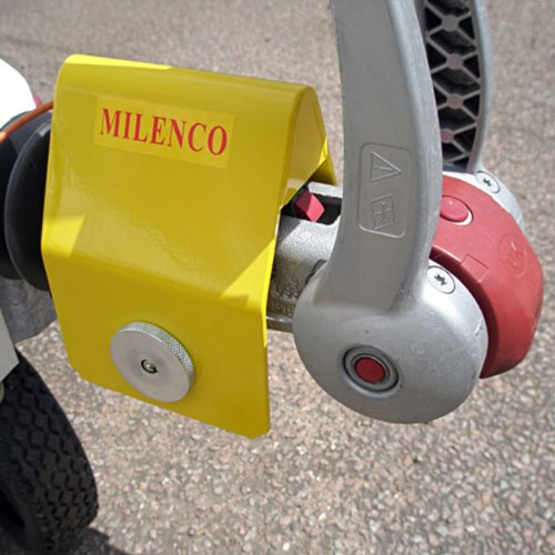 Milenco Super Heavy Duty 3004 Alko Hitchlock