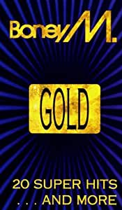 Boney M. - Gold: 20 Super Hits ... and More [VHS]