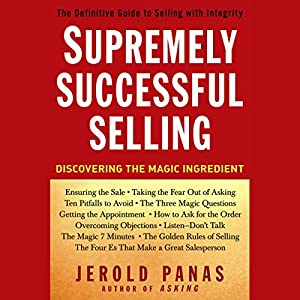 Supremely Successful Selling Audiobook