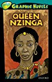 Aleksandar Panev Oxford Reading Tree: Level 16: TreeTops Graphic Novels: Queen Nzinga (Ort Treetops Graphic Novels)