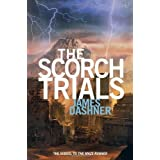 The Scorch Trials (Maze Runner, Book Two)by James Dashner