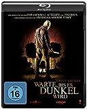DVD Cover 'Warte, bis es dunkel wird (Uncut) [Blu-ray]