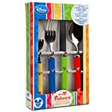 Disney Store Mickey Mouse Flatware Set