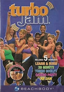 Turbo Jam: 5 Rockin' Workouts