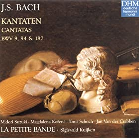 """Kantate BWV 94: """"Was frag ich nach der Welt"""": Rezitativ und Choral Basso. """"Die Welt bek�mmert sich"""""""