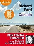 Canada: Livre audio - 2 CD MP3 - 568 Mo + 624 Mo