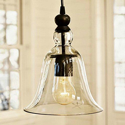 Lightinthebox Vintage Pendant Light Antique Glass Shade