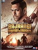 Bajrangi Bhaijaan Hindi DVD (2015) Salman Khan, Kareena Kappor (Bollywood Film/Cinema))