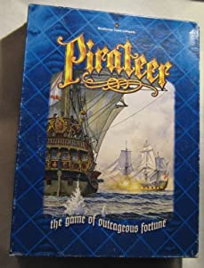 Pirateer Game
