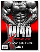 Ben Pakulski's Mi40X Cell Expansion Protocol - Workout Program - Rapid Muscle Gain: Muscle Building