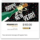 Amazon Gift Card - Email - Happy New ...