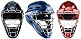 Rawlings HLCH1S Adult Tone-on-Tone Hockey Style Coolflo Catchers Helmet